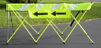 "Flex-Safe Barricade 84"" Wide"