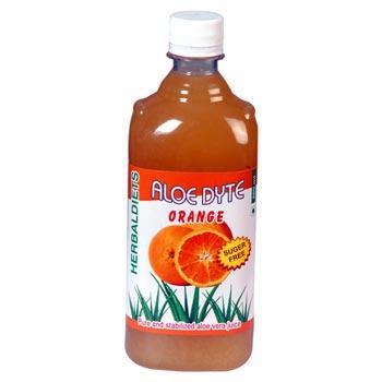 Aloe Dyte -orange