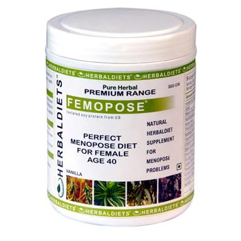 Femopose-p - Herbal Supplement For Menopose Related Problem