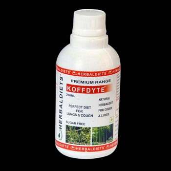 Koffdyte Cough Syrup