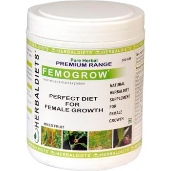 Pure Herbal Femogrow Supplement Powder