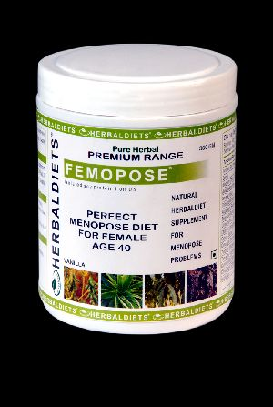 Pure Herbal Femopose Supplement  Powder