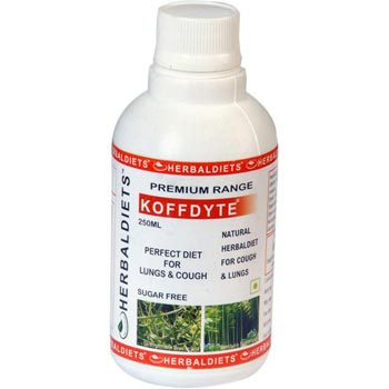 Pure Herbal Koffdyte Cough Syrup
