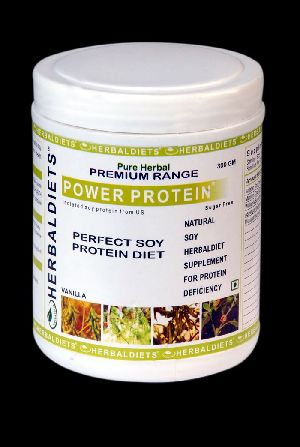 Pure Herbal Power Protein Powder