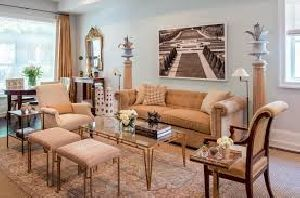 Living Room Interior Designing Services