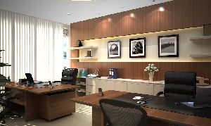 Office Director Room Designing Services