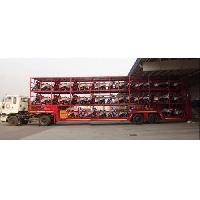 Motorcycle Truck Container