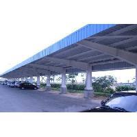 Car Parking Shed Peb Structure