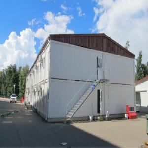Prefabricated Modular Buildings