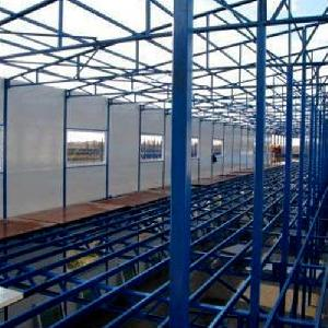 Prefabricated Portable Cabin Installation Services