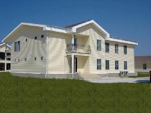 Prefabricated Residential Buildings