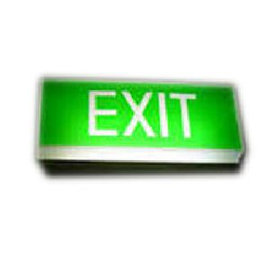Egs-08 Exit Glow Sign Board