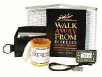 Walk Away From Diabetes Complications Book