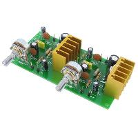 20w Stereo Audio Amplifier