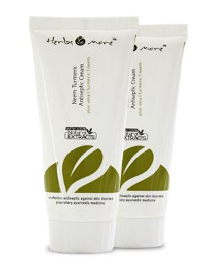Neem Turmeric Antiseptic Cream