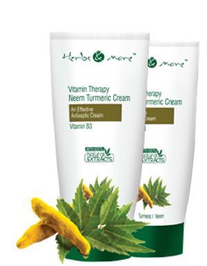 Vitamin B3 Neem Turmeric Cream