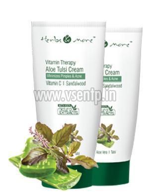Aloe Tulsi Cream