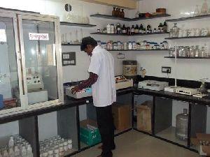 Drinking Water Laboratory Setup