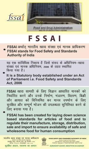 Fssai Registration Services