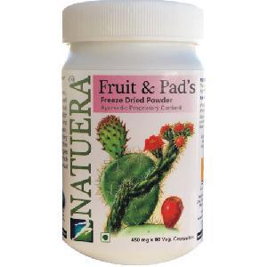Natuera Fruit & Pads Capsules