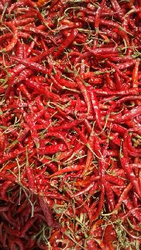 Red Dry Chillis