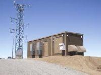 telecommunication shelter