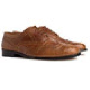Classic Tan Oxford Mens Shoes