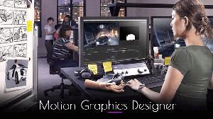 Motion Graphic Design Services
