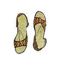 Jute Ladies Designer Sandal