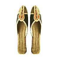 Ladies Fancy Jute Sandal