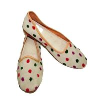 Ladies Jute Shoe