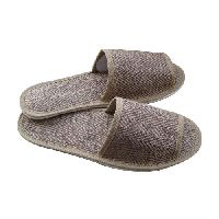 Mens Jute Slipper