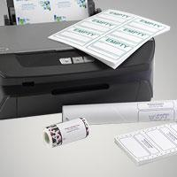 Computer Compatible Label Printer