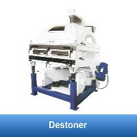Dry Destoner