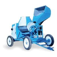 Hydraulic Concrete Mixer Machine
