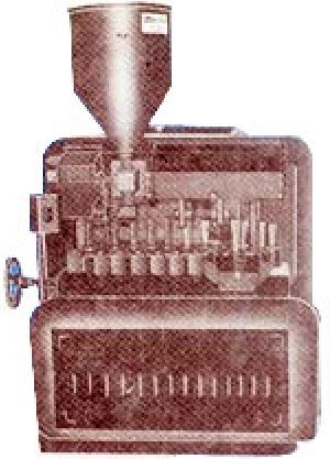 Mfi Automatic Tube Filling Machine