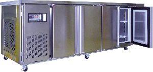 Four Door Undercounter Refrigerator