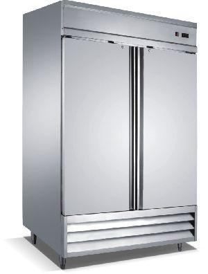 Stainless Steel Kitchen Freezer