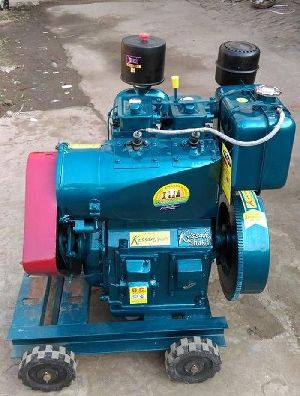 Air Cooled Blower Type Diesel Engine