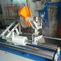 Fabric Roll Cutting Machine