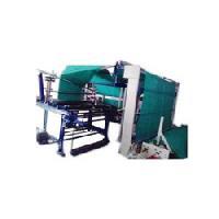 Four Folding Fabric Plating Machine
