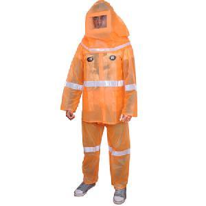 Pvc Chemical Suits