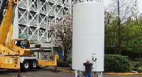 Fuel Storage Service Tank