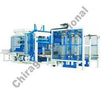 Hydraulic Fly Ash Brick, Hydraulic Block Making Machine