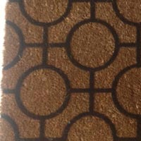 Pvc Coco Floked Mat