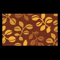Pvc Coco Natural Printed Mat