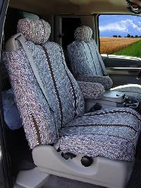 Tweed Car Seat Covers