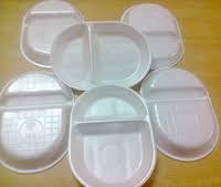 Thermocol Dishes