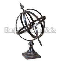 Sheet Metal Globes