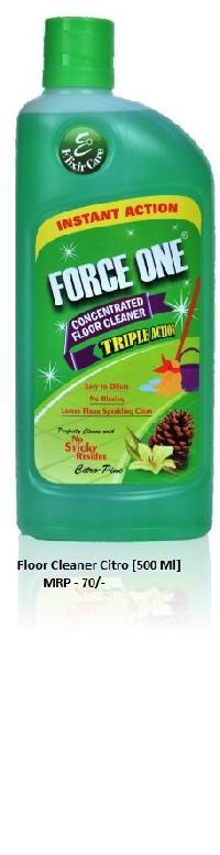Citrus Flavour Floor Cleaner